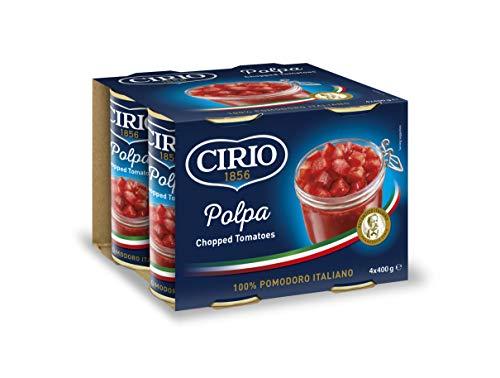 Cirio Chopped Tomatoes, 1600 g