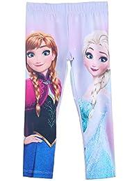 Disney-Die Eiskönigin Mädchen Leggings
