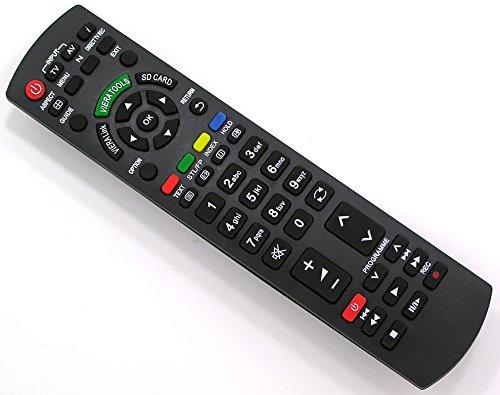 Ersatz Fernbedienung for Panasonic TV | TX-P50C10E | TX-P50C10Y | TX-P50S10E | TX-P50X10E | TX-P50X10Y |