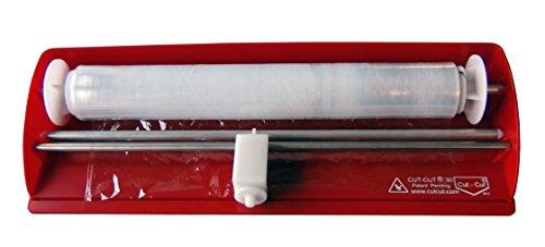 Dispensador de film CUTCUT 30 Rojo - Invención