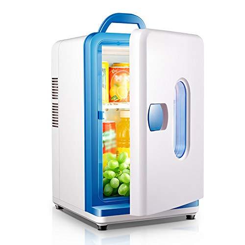 Autokühlschrank 12L, Schlafzimmer Leiser Minikühlschrank, Kühlen/Heizen, Bier/Kosmetik/Obst/Milch, 43x27x29cm - Bier Bin