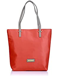 Caprese Cadie Women's Tote Bag (Pastel Orange)