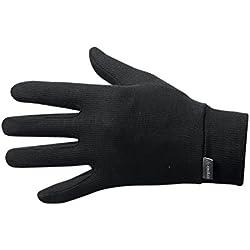 Odlo Warm - Guantes negro negro Talla:medium