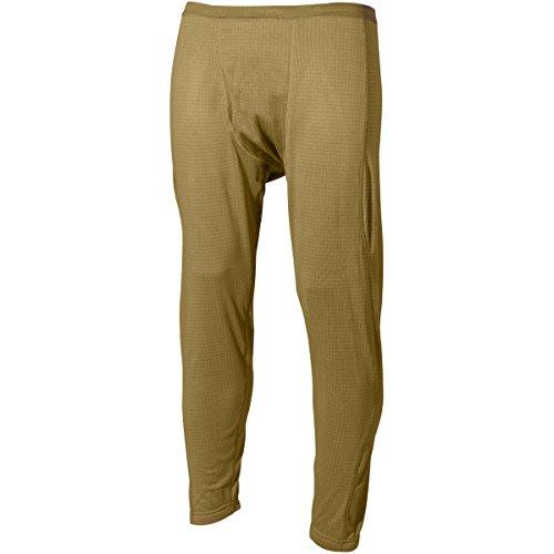 MFH Hommes US Level II Gen III Thermique Pantalon Coyote Tan