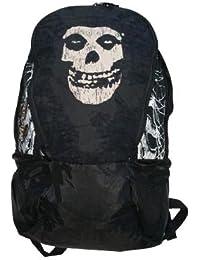 Misfits Black Skull Logo (Rucksack)