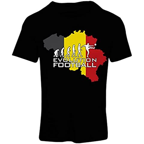 N4492F Camiseta mujer Evolution Football - Germany