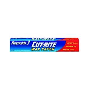 Reynolds Cut-Rite Wax Paper, 6.97 sqm, 24