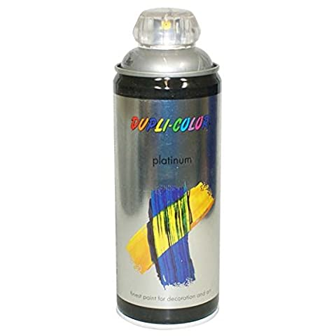 Dupli-Color 135439 Platinum Graualum. sdm. 400 ml