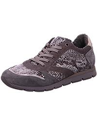 BULLBOXER 695008-lead - Zapatos de cordones para mujer