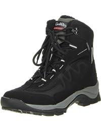 ConWay Damen Winterstiefel Snowboots (03-7430blk) schwarz