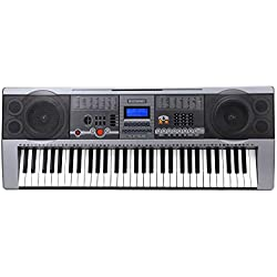 Teclado Piano para Principiantes Amateurs - McGrey PK-6110 - 61 Teclas