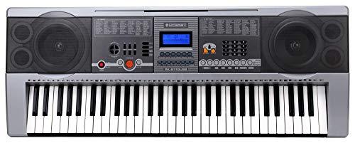 McGrey PK-6110USB Tastiera con 61 Tasti USB/Mp3 Player e Leggio