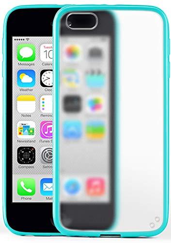 c43574769b6 MoEx Funda Protectora OneFlow para Funda iPhone 5C Carcasa Silicona TPU 1,5mm  | Accesorios