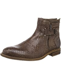 Yellow Cab Fact M, Bottes Chelsea courtes, doublure froide homme