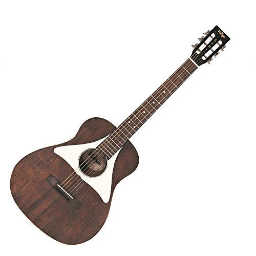 Vintage Gemini baritono chitarra e borsa per il trasporto di Paul Brett