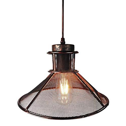 LJX-marryjgo Pendelleuchte industrielle Hängeleuchten Metall Scheune Bauernhaus Küche Beleuchtung Edison Deckenhalterung Leuchte, (Bauernhaus Küche Beleuchtung)