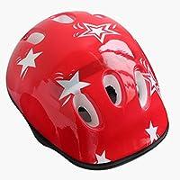SUPEWOLD Casco de niños, Cascos Multi-Sport para Al Aire Libre Bicicleta de Montaña