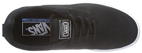 Vans Iso 1.5 Plus, Baskets Basses Mixte Adulte Noir (Mesh/Black)