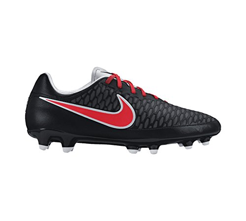 Nike Magista Onda Football Taquet Sport Entraîneur Chaussures Black/White/Grey/Bright Crimson