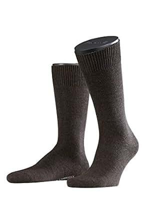 FALKE Cambridge Socken dark brown (5450) 39-42