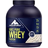 MULTIPOWER MP-11382 New 100% Pure Whey Protéines Saveur Cookies & Cream