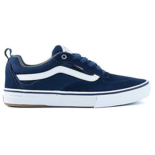 Vans Kyle Walker Pro Skateboard Chaussures, Bleu marine/blanc bleu marine/blanc