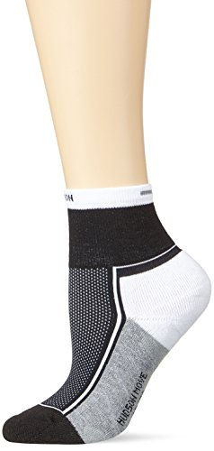 Hudson MOVE Damen Socken, Sportsocken, 100 Den, Schwarz (Black 0005) 39-42