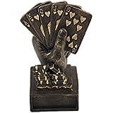 Trofeos AKQJ Poker (Oro)