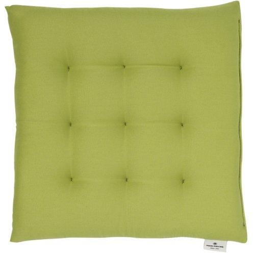 TOM TAILOR 580823 Sitzkissen Dove grün / 40 x 40