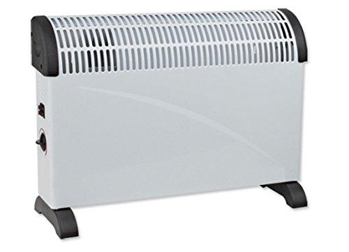 Heater radiateur convecteur chauffage, électrique, chauffage, 2000W manuel à 3 niveaux de puissance-convector