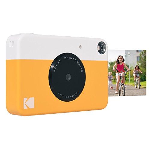 Kodak printomatic fotocamera di stampa istantanea, stampa su zink 2x3
