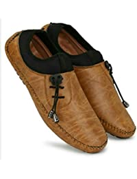 Sender Men's Stylish Driving Loafers Shoes