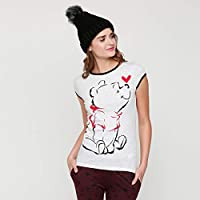 Character T-Shirts For Women, Off White XS