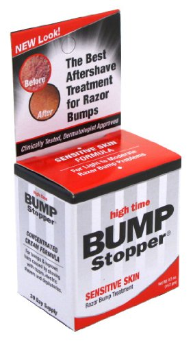 High Time Bump Stopper Sensitive Skin 15 ml Treatment (Case of 6)