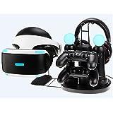 Navitech Station de recharge avec câble de chargement USB de 1,2m 5v 3A pour Sony PlayStation VR / PSVR