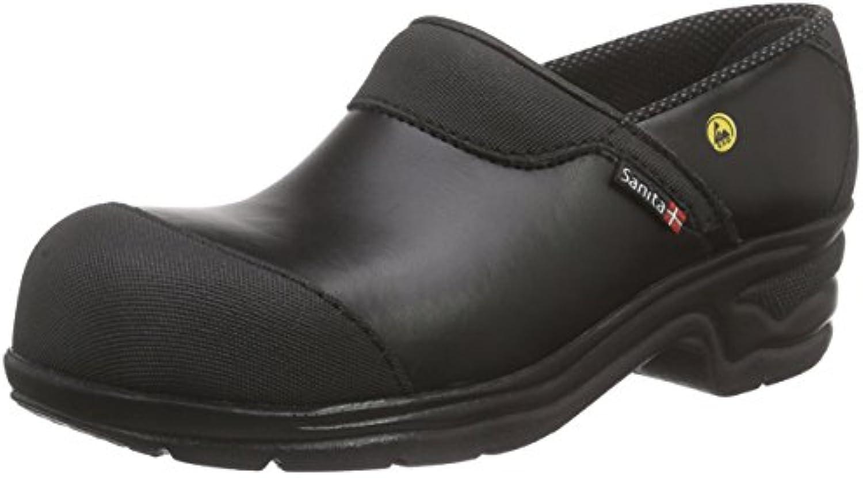 Sanita Workwear Safety Clog Open-SB, Zoccoli Unisex – Adulto   Materiali Di Altissima Qualità    Uomini/Donna Scarpa