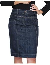 ea991f0e6f484 Suchergebnis auf Amazon.de für: Jeans - Röcke / Damen: Bekleidung