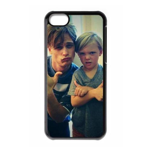 Criminal Minds coque iPhone 5C Housse téléphone Noir de couverture de cas coque EBDXJKNBO16536