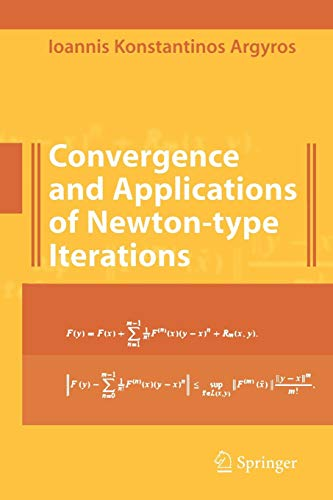 Convergence and Applications of Newton-type Iterations