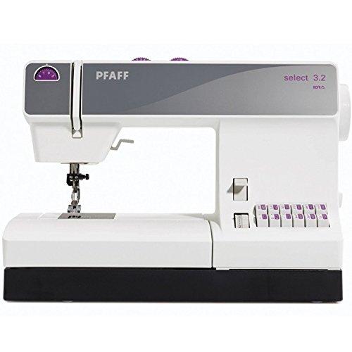 Unbekannt Pfaff 7393033085759-Nähmaschine Select 3.2