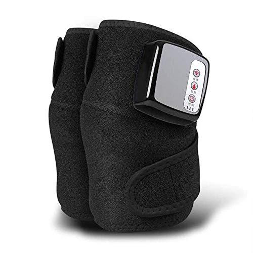 Heating pad Ginocchio per Massaggi Hot Imballaggio Multifunzione Vibrazioni Ricarica Fever Ginocchiera Anziani Comune Strumento di Terapia