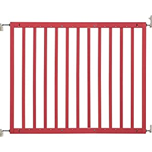 Badabulle Color Pop Safety Gate, Red   5