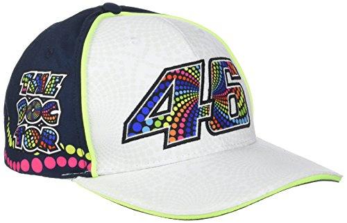 VR46 Herren Valentino Rossi Woman Cap 46 Kappe, Multicolor, One Size