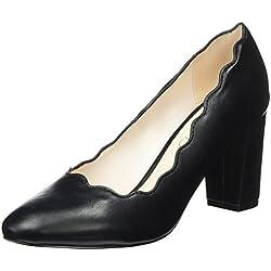 Another Pair of Shoes Damen PhilaE1 Pumps, Schwarz (Black01), 40 EU