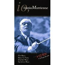 Ennio Morricone (Coffret Long Box 4 CD)