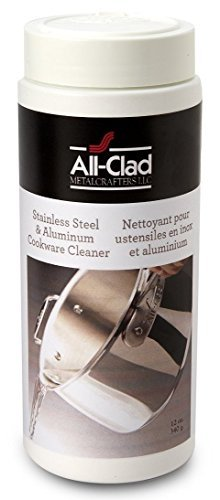 All-Clad 00942 Cookware Cleaner and Polish, 12-Ounce by All-Clad (All Clad 12)
