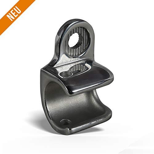 Fahrradanhänger Kupplung für Thule Anhänger für max. Sicherheit & Komfort I Fahrrad Anhängerkupplung für Thule Chariot Modelle I Zusätzliche Fahrrad Kupplung für Kinderanhänger inkl. Montageanleitung