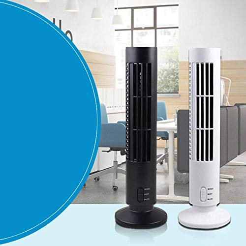 Mini Portable USB Fan Sommer Lüfter Bladeless Klimaanlage Kühler für Home Office Schreibtisch Turmventilator