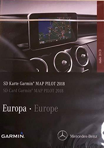Mercedes Garmin® Map Pilot V10 Europe 2018 Navi SD Card A2189062903 -