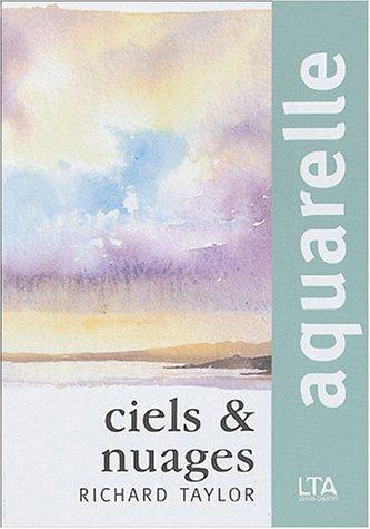 Aquarelle : Ciels et nuages